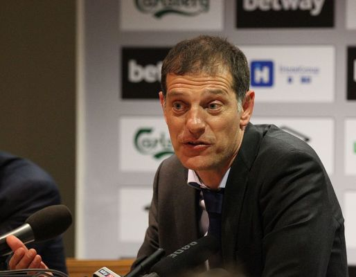 Slaven Bilić zadowolony z gry West Hamu