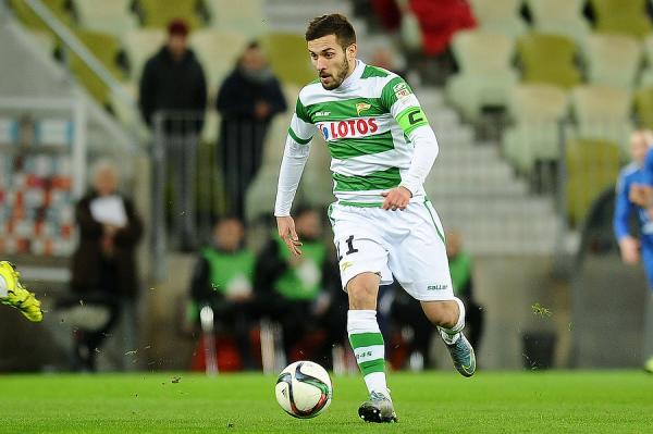 Piłkarz Lechii po kolejnej porażce: Możemy wygrać wszystkie mecze