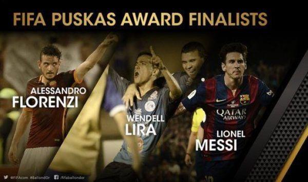 Kto zdobędzie nagrodę za Bramkę Roku?