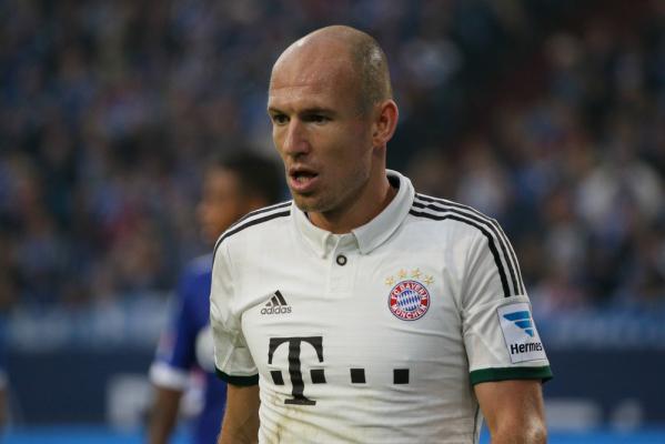 Robben: Guardiola powinien zostać. Ja też się nigdzie nie wybieram