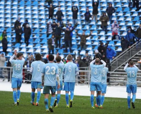Remis w derbach Moskwy po golu w doliczonym czasie