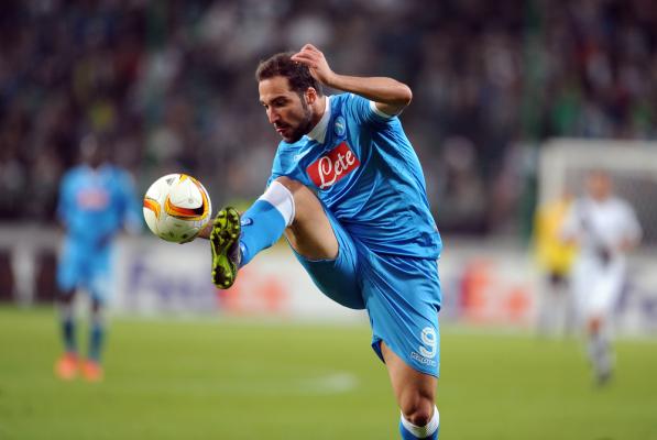 Napoli liderem po wygranej z Interem