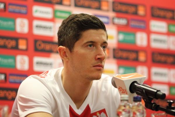 Lewy: W Bayernie nie ma presji na gole