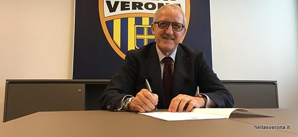 Hellas Verona ma nowego trenera