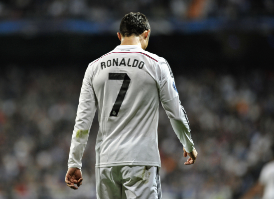 """""""Ronaldo jest coraz słabszy fizycznie. Osiągnął już szczyt"""""""