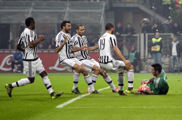 Piłkarz Juventusu: Słaby początek? To normalne!