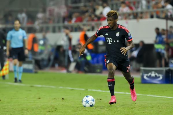 Coman: Mogę się wiele nauczyć od Ribery'ego