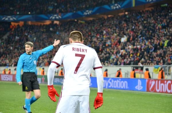 """Ribery wrócił do treningów. """"To świetne uczucie"""""""