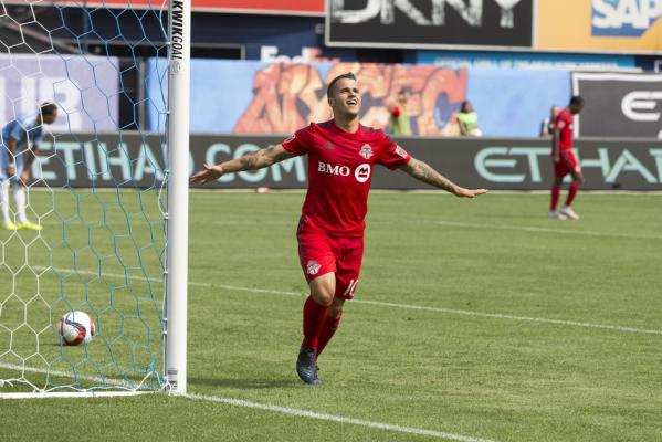 Giovinco najbardziej wartościowym graczem MLS