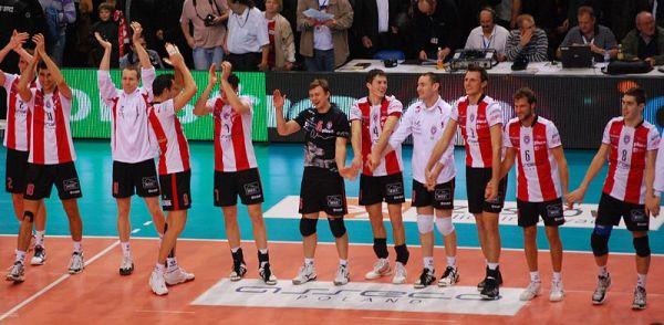 Resovia Rzeszów pokonała wicemistrzów Belgii w Lidze Mistrzów