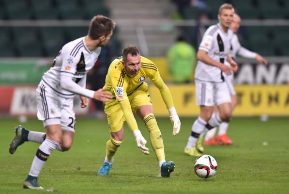Legia wygrała i zmniejszyła stratę do Piasta