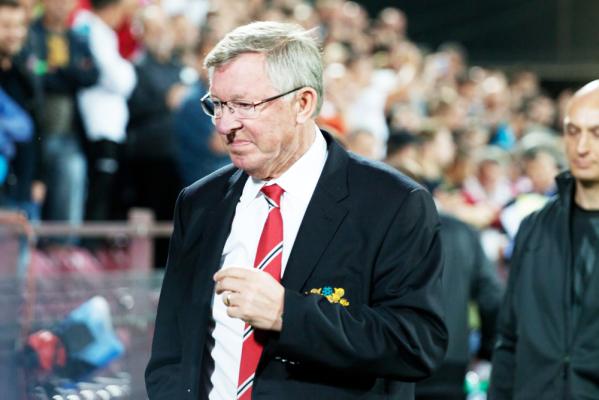 """Ferguson wierzy w Neville'a. """"Poradzi sobie"""""""