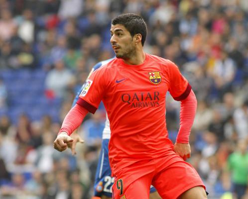Suarez: Messi i Neymar to dwaj najlepsi piłkarze na świecie