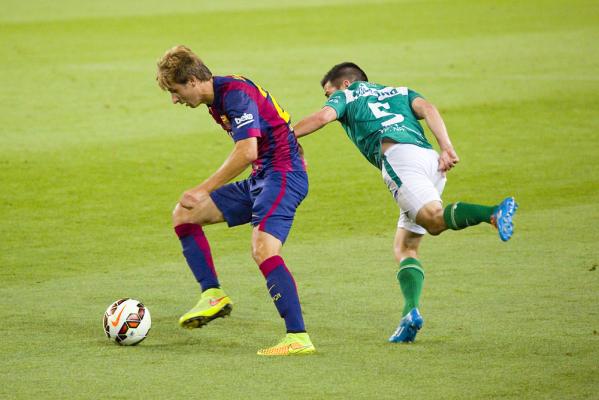 Pięć klubów w kolejce po młodego gracza Barcelony