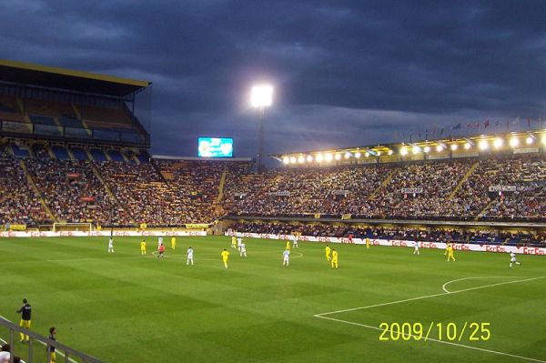 Niespodziewane porażki Villarreal i Malaga CF