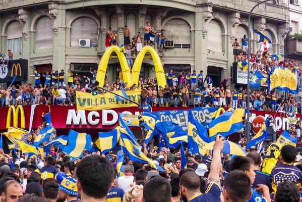 Gwiazda Boca Juniors przejdzie do Serie A