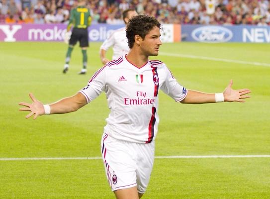 Trzy oferty z Serie A dla Alexandre Pato