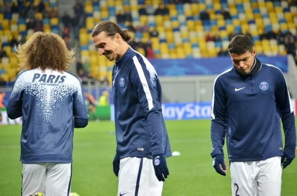 Pewna wygrana PSG, dwa gole Zlatana