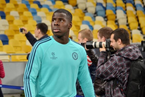 Zouma: Pierwsza czwórka celem Chelsea