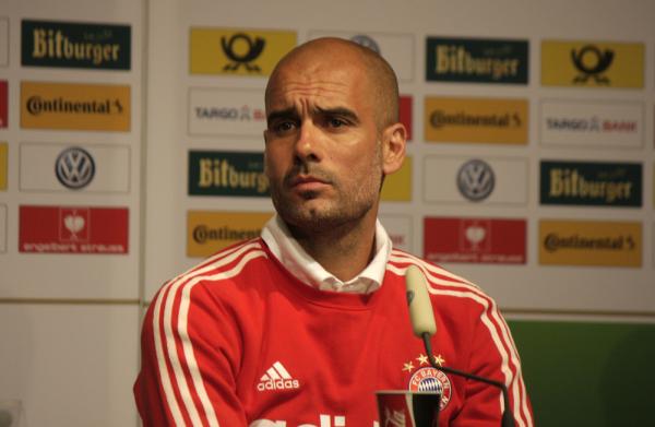Guardiola narzeka na brak skuteczności