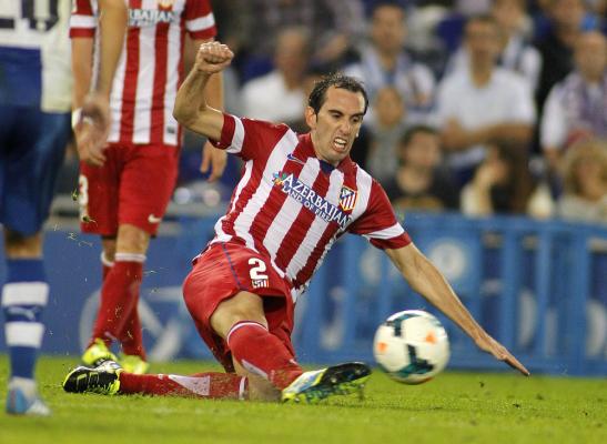 Czwarte z rzędu zwycięstwo Atletico Madryt