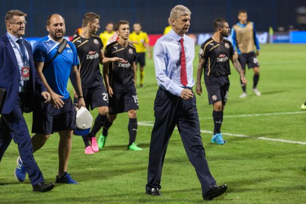 Wenger: Byłem bardziej zdenerwowany niż zwykle