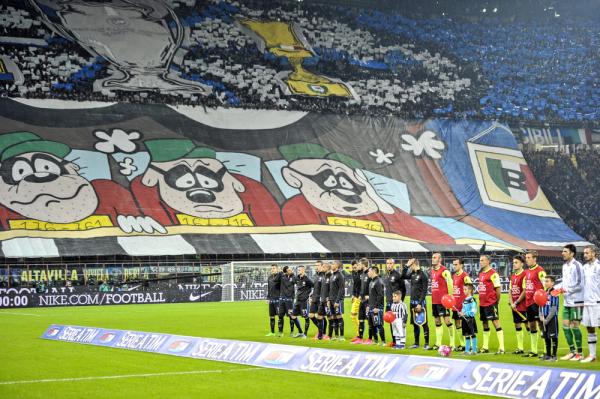 Dziesiąte zwycięstwo Interu w Serie A