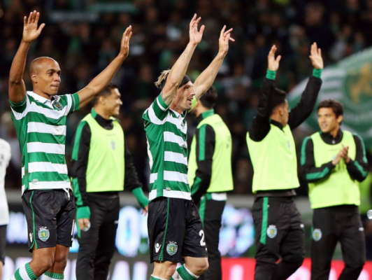 Portugalia: Sporting wciąż bez porażki