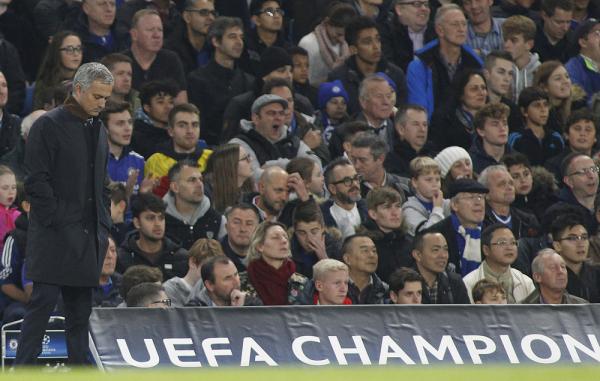 Mourinho: Ciężko nam strzelać gole