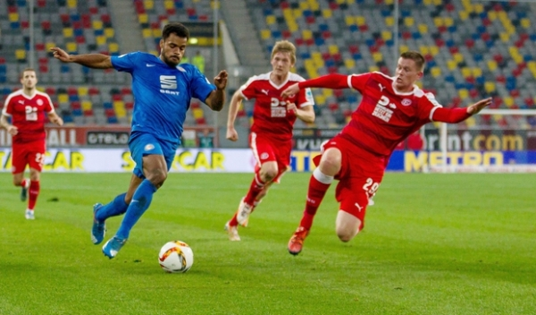 2. Bundesliga: Grali Gikiewicz i Matuszczyk