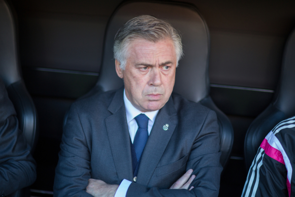 Ancelotti: Chcę wrócić do Anglii. MU? Każdy trener o tym myśli