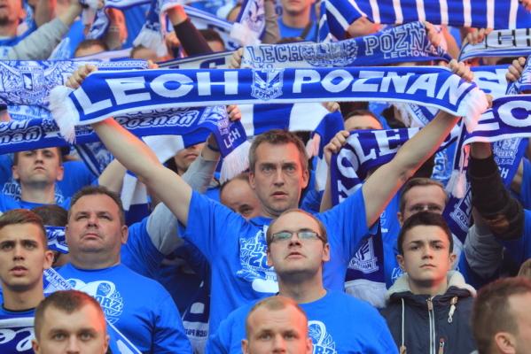 Czterech piłkarzy rezerw trenowało z pierwszą drużyną Lecha