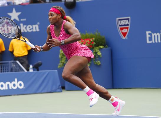 Serena Williams wybrana Tenisistką Roku WTA