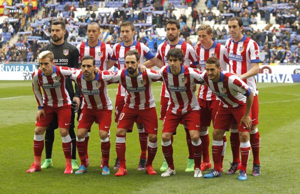 Atletico pokonało Benficę i zajęło pierwsze miejsce w grupie