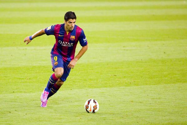 Suarez: Gra z Messim i Neymarem to przywilej