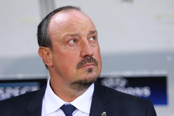 Rafael Benitez: Jestem dumny ze swojego zespołu
