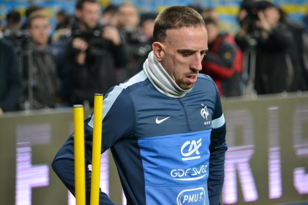Zidane: Nie skreślajcie Ribery'ego!