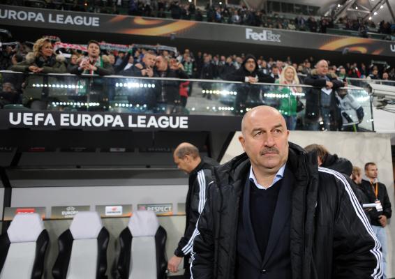 Czerczesow: Mecz z Napoli to inna bajka