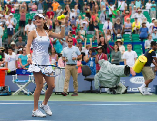Wygrana Radwańskiej w International Premier Tennis League