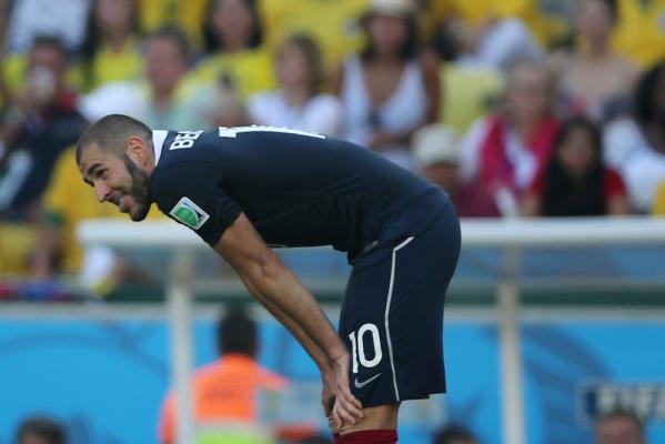 Benzema o zawieszeniu: Szanuję tę decyzję