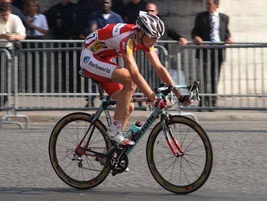 Znamy zwycięzcę Tour de France