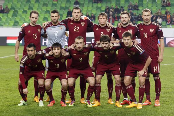 Rosjanie nie chcieli grać z Turcją. UEFA odrzuciła ich wniosek
