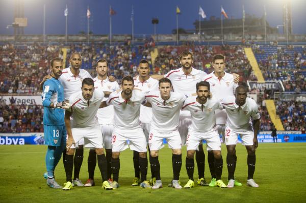 Kevin Gameiro zapewnił zwycięstwo Sevilli