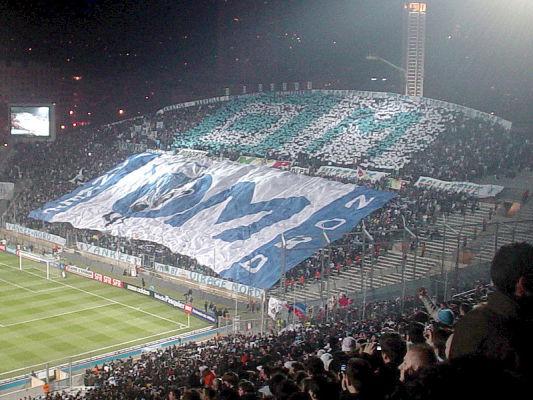 Remis Olympique Marsylii z Ajaccio