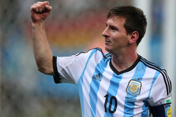 Messi: Dotarliśmy do dwóch finałów. Do k... nędzy