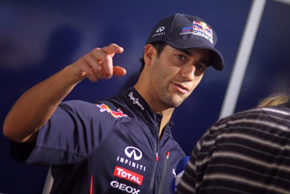 """""""F1 nie przetrwałaby bez Red Bulla"""""""