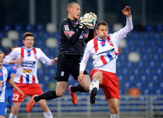 Piłkarz Lecha na testach w słynnym klubie