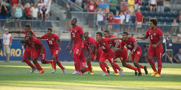 Panama z brązem Gold Cup
