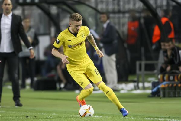 Marco Reus nie zagra z Augsburgiem