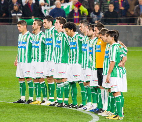 Awans Deportivo La Coruna i Betisu Sevilla